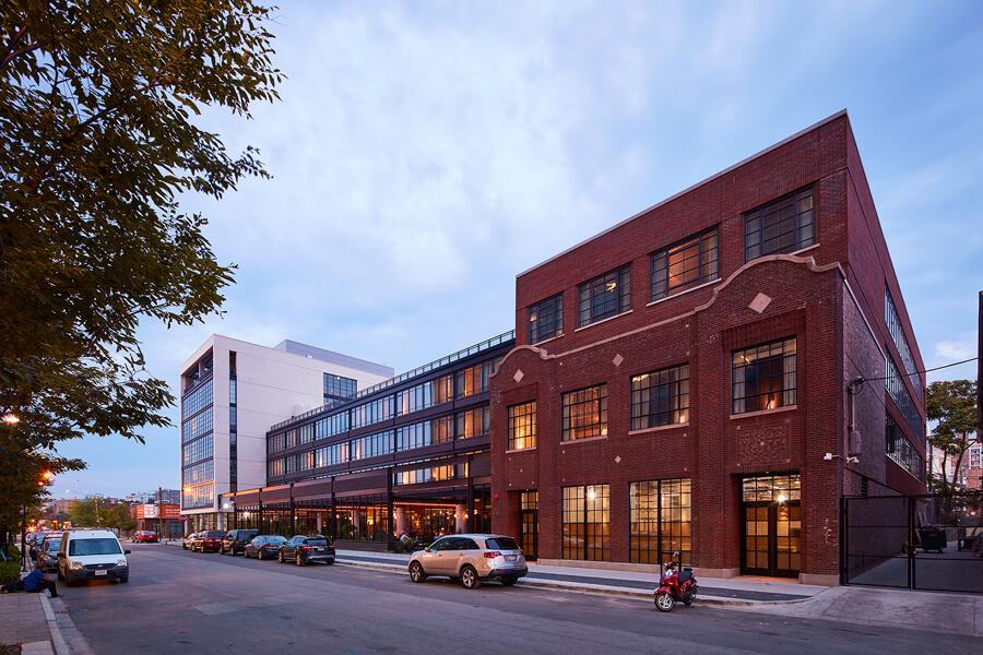 设计酒店 Ace 进驻芝加哥,家具的选择是一大特色