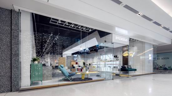 造作家居在华南地区开设第一家旗舰店