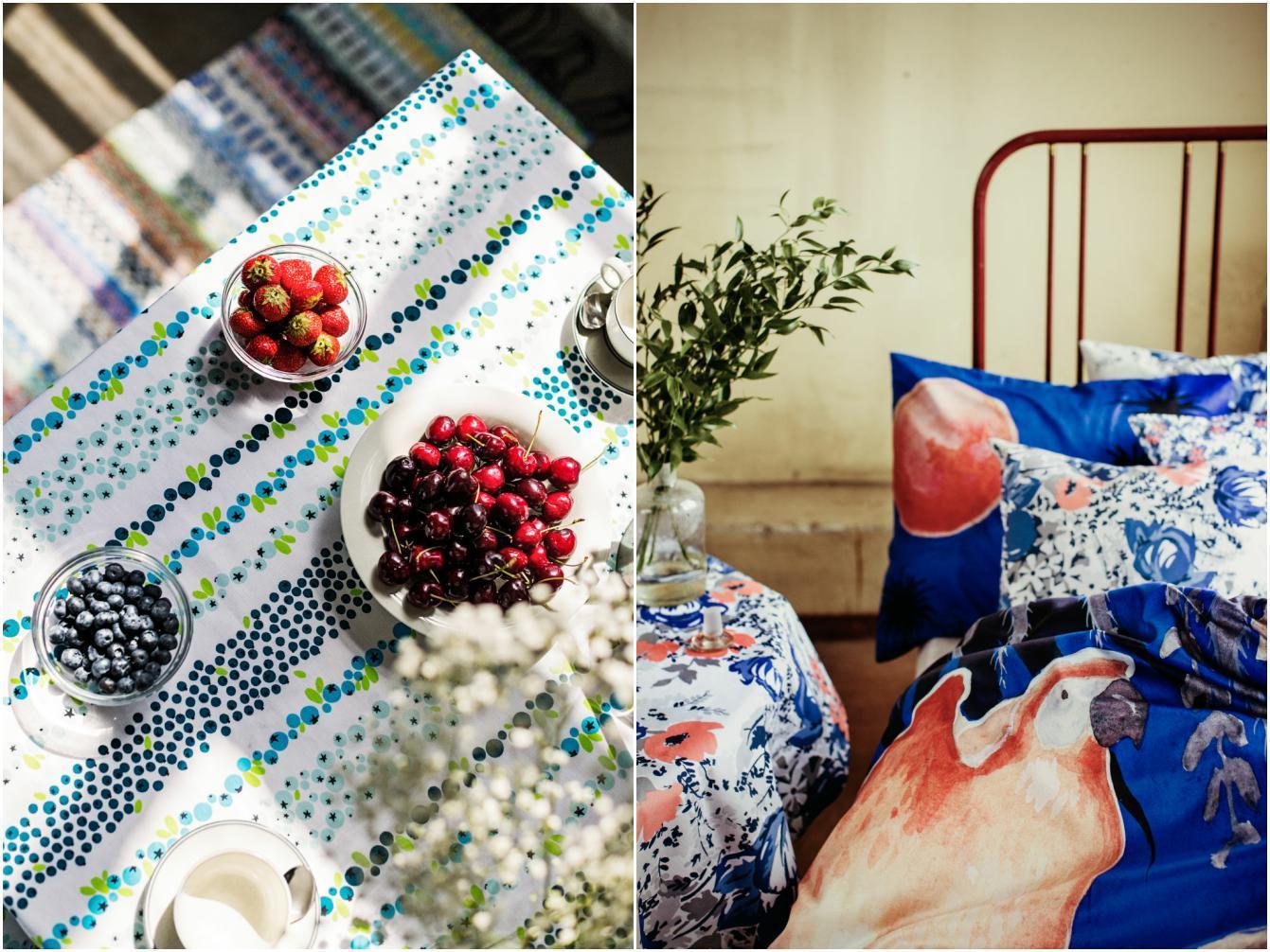 90%芬兰家庭都拥有的百年家纺品牌,能否从中国市场分一杯羹?