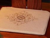 新中式明清古典刺绣茶椅垫坐垫
