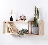 实木吊柜墙壁柜