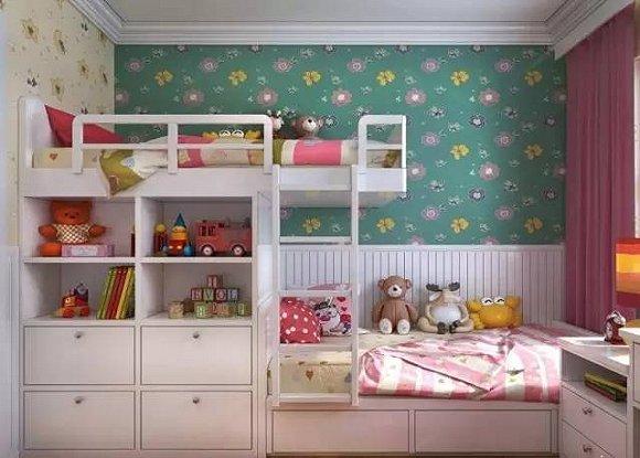 二胎政策开放,双人儿童房该怎么设计?