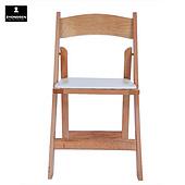 木质常规折叠椅