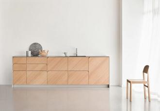 为宜家量身定制整体式厨房的丹麦公司 Reform 推出了最新作品 Degree
