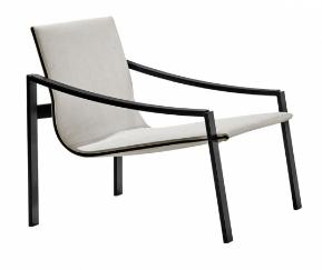 HT186休闲椅 Italian Minimalism Style Leisure Chair