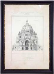 architecture XV print