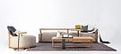 R Line 6309# Nordic Sofa