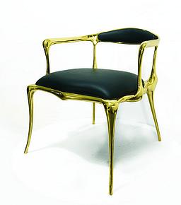 『银莲花椅』Chinese Style Chair
