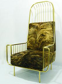 『鸟笼椅之一』Chinese Style Leisure Chair