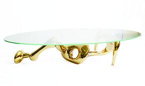 『摩尔茶几』Chinese Style Tea Table