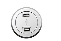 EC-USB2 双USB充电