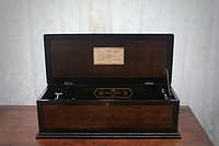 19世纪瑞士Nicole Freres滚筒式八音盒