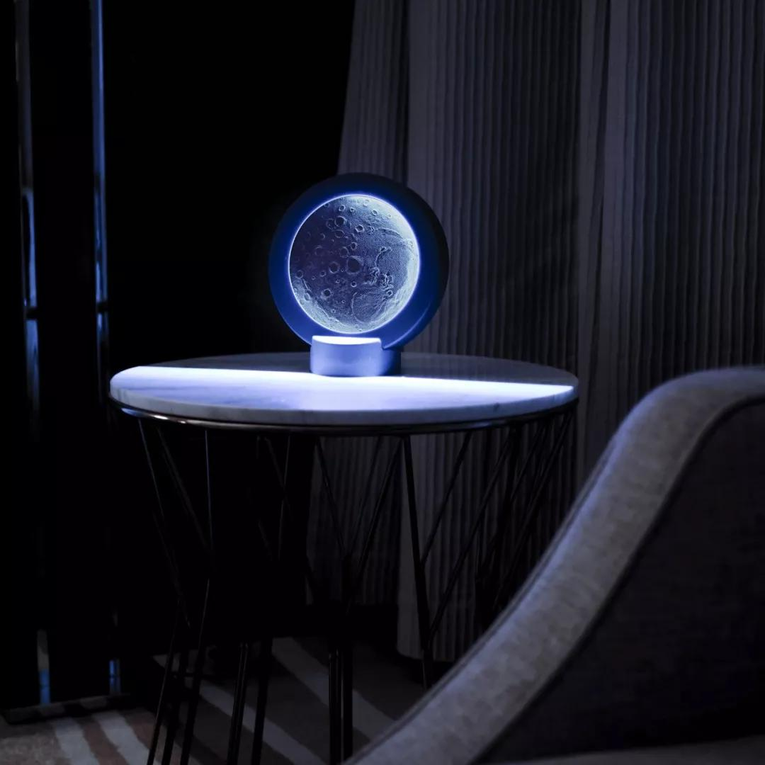 Chinese designers,Chinese designers win the German Design Award with a lunar light