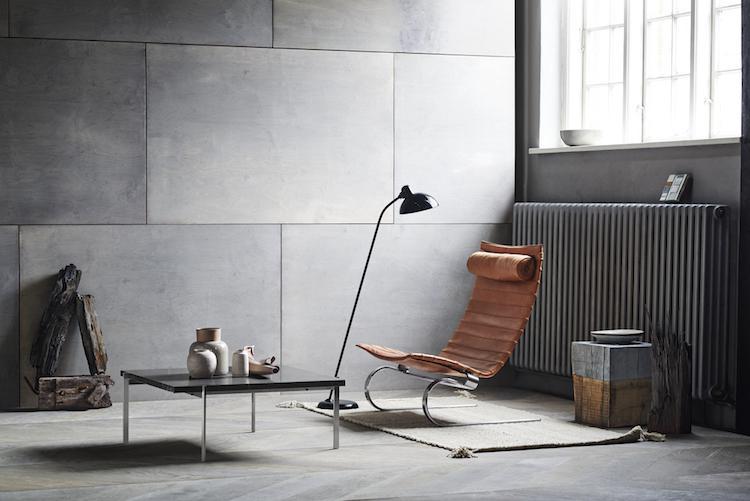 丹麦百年太阳城国际娱乐品牌 Fritz Hansen 经典款桌子推出新款大理石版本