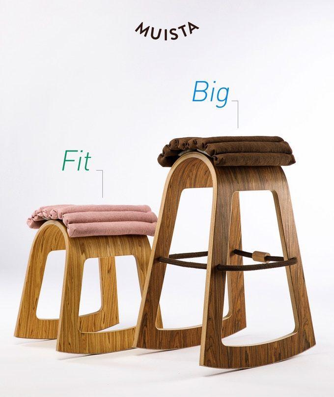 「Muista 摇摇椅」居然对身体有这么多好处!