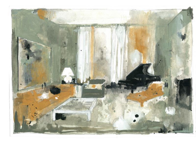 浦东家居双展展商访谈 | Chiara Provasi:来自意大利的奢华体验与艺术之美
