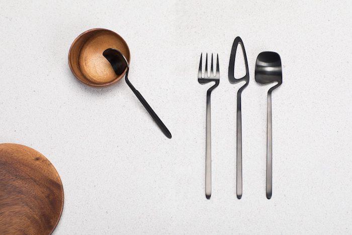 nendo 新推餐具巧解餐桌尴尬:让看到的人脸上不自觉露出笑容