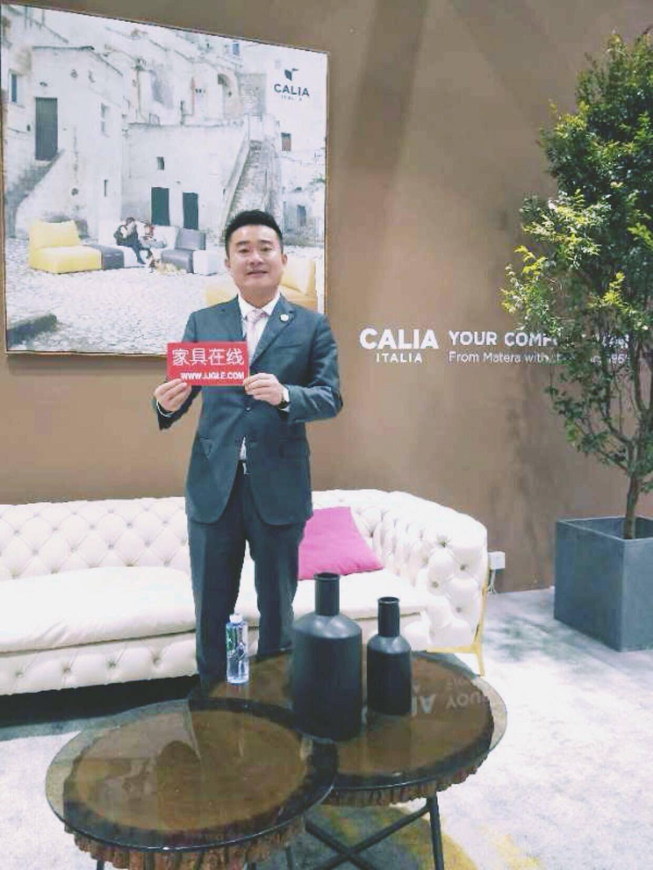 浦东家居双展展商访谈 | Calia:用心去营造用户最爱的家