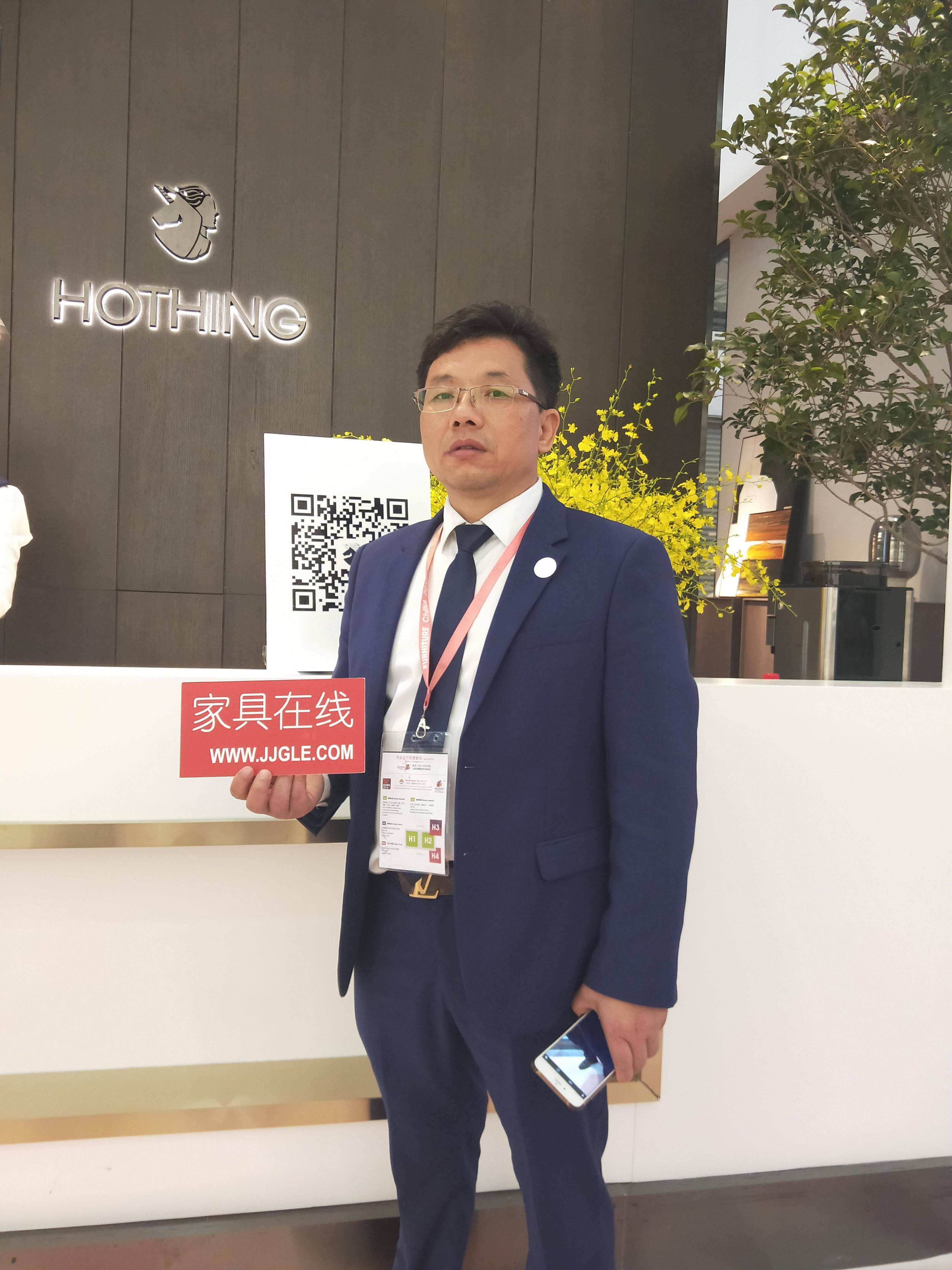 浦东家居双展展商访谈 | 深圳和信:每一件太阳城国际娱乐都是独一无二的艺术品