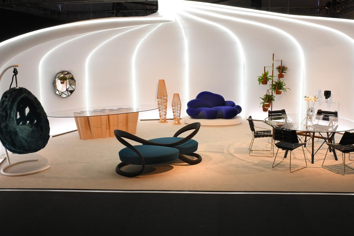LV 发布 Objects Nomades 第 6 年:除了 20 万的椅子,进来看看还有啥?