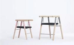 Tink Things 的两款新椅子:为孩子创造更有活力的空间