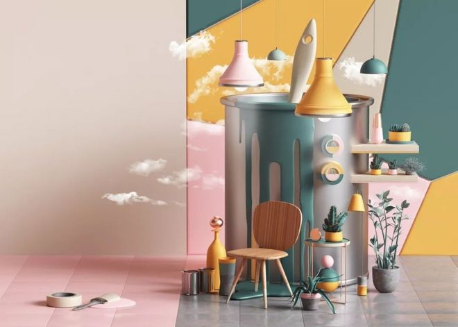 Pinterest 2019家居趋势报告,全世界都在搜这10个家居关键词