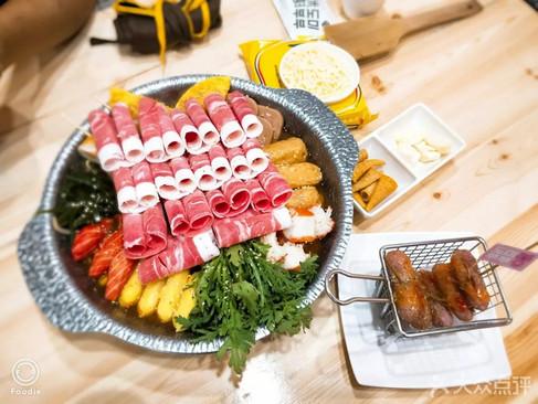 雪花锅 寿喜锅 牛肉火锅