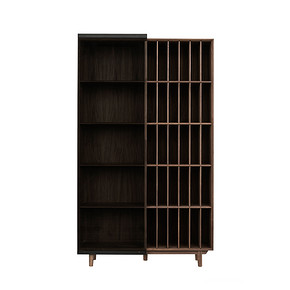 万卷书阁 Modern Chinese Style bookcase