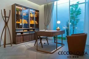胜阔 罗莉亚 书房  Modern Italian Style Solid Wood   study