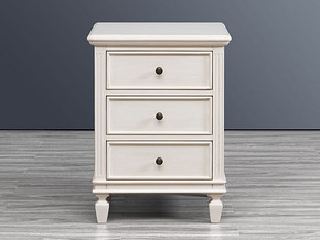 073 Classical style bedside cabinet