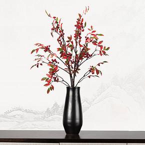 新中式仿真盆景花艺摆件FD1811-15
