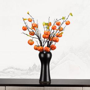 新中式仿真盆景花艺摆件FD1811-18