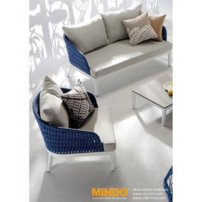 户外家具 Outdoor Leisure Sofa