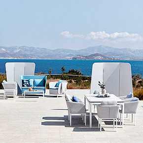 RIO Outdoor Dining Table and Chair
