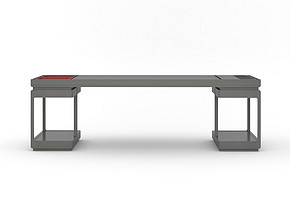 梀系列-茶桌 Table  desk  tea table  desk