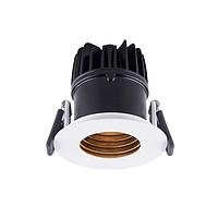 仙人掌先生LED防眩光射灯嵌入式COB光源深藏客厅卧室过道天花筒灯