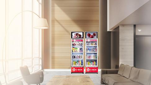 G-BOX AI零售柜