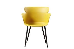 Plastic Chair 1693 Yellow