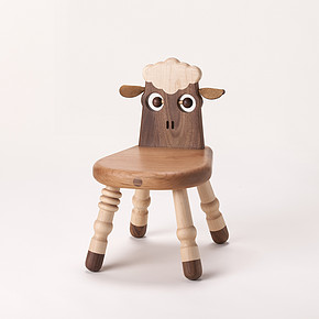 Children's chair 温暖小羊椅