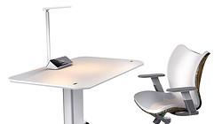 智能办公桌