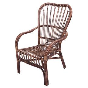 90133-藤篮高背扶手椅