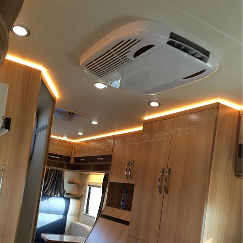 游艇房車LED燈條,滴膠防水軟燈條,低壓車用船用氛圍裝飾燈帶