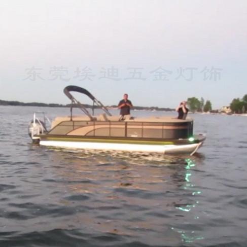 套管灌胶防水12V低电压柔性LED灯带,游艇氛围灯,房车低压灯条灯饰