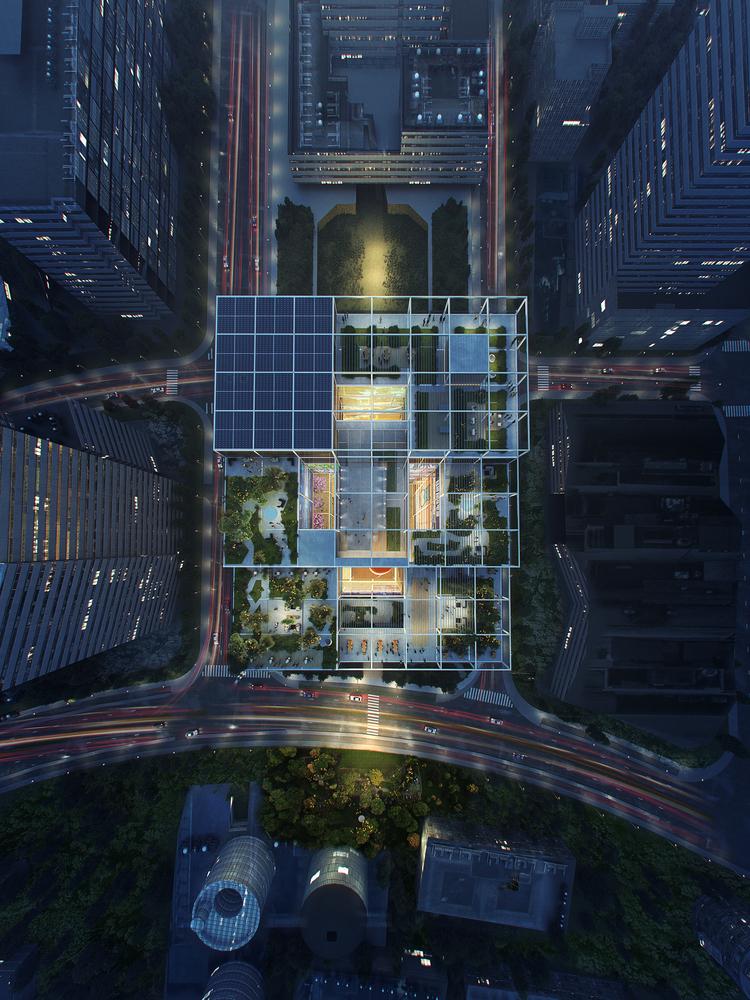 alibaba shanghai headquarters