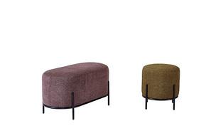 客厅 时尚简约 脚凳 凳子STOOL